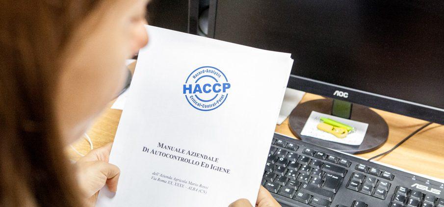 consulenza certificazione haccp